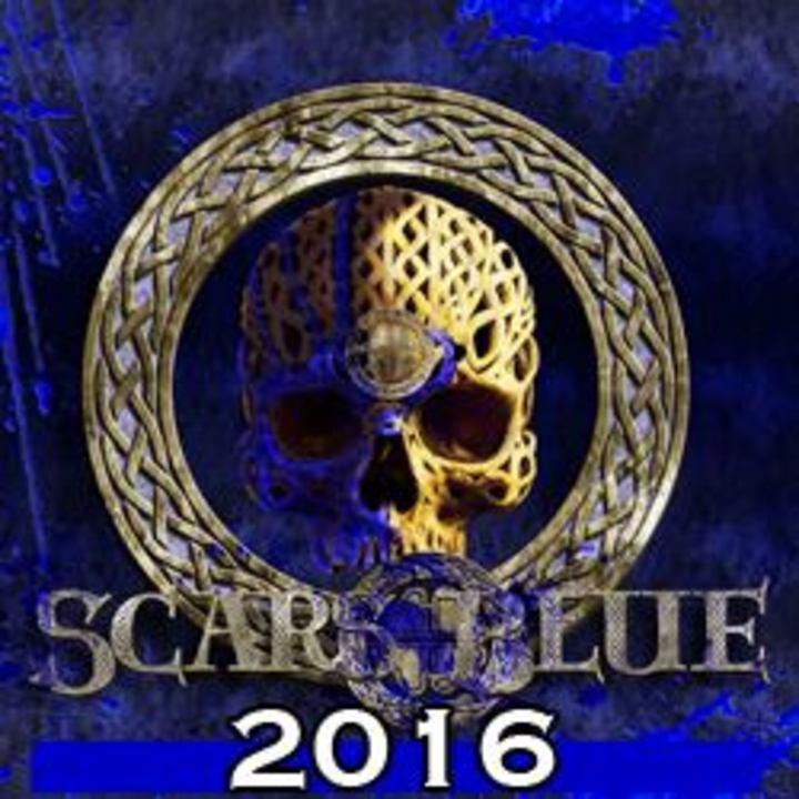 Scars BLUE Metal Tour Dates