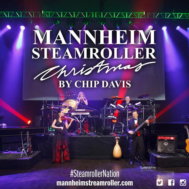 Mannheim Steamroller @ Wharton Center - East Lansing, MI