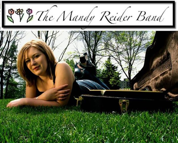 The Mandy Reider Band Tour Dates