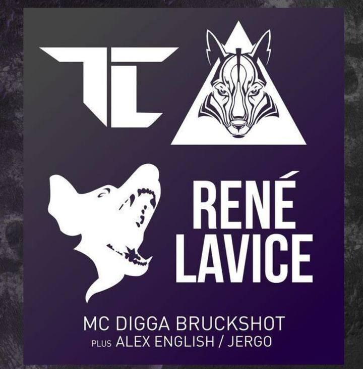 DIGGA BRUCK SHOT Tour Dates