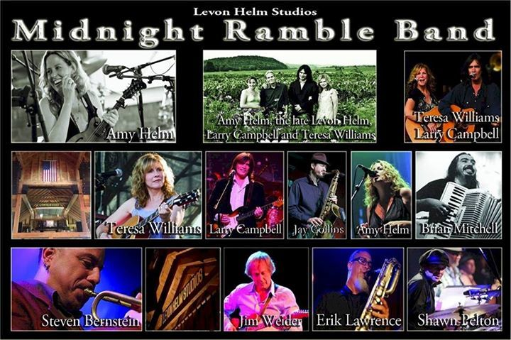The Midnight Ramble Band Tour Dates