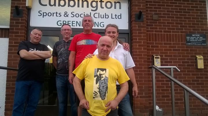Reggarockaboogie @ Cubbington Sports and Social Club - Cubbington, United Kingdom