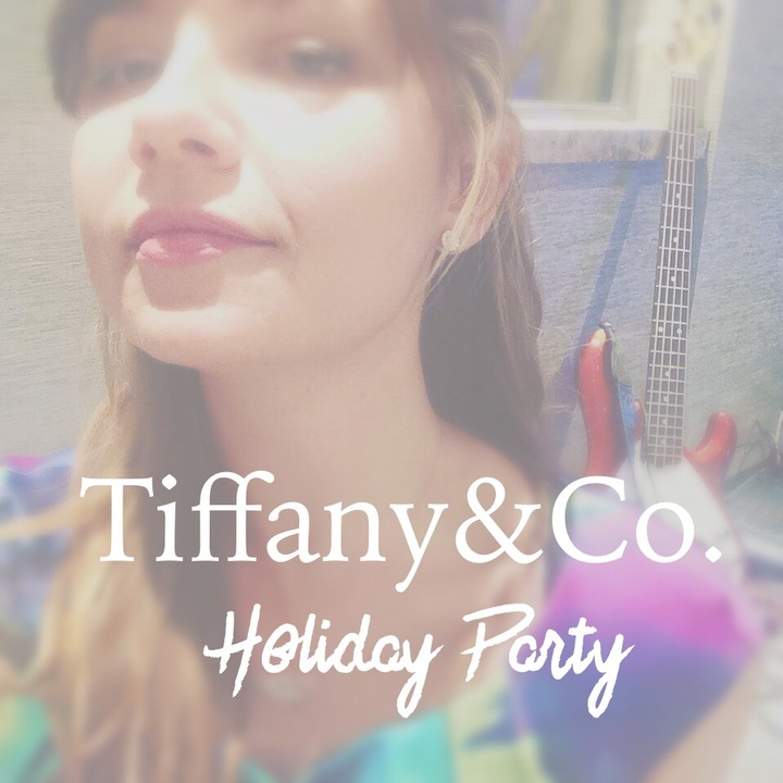 Heather Rice @ Tiffany & Co. VIP Holiday  - Orlando, FL