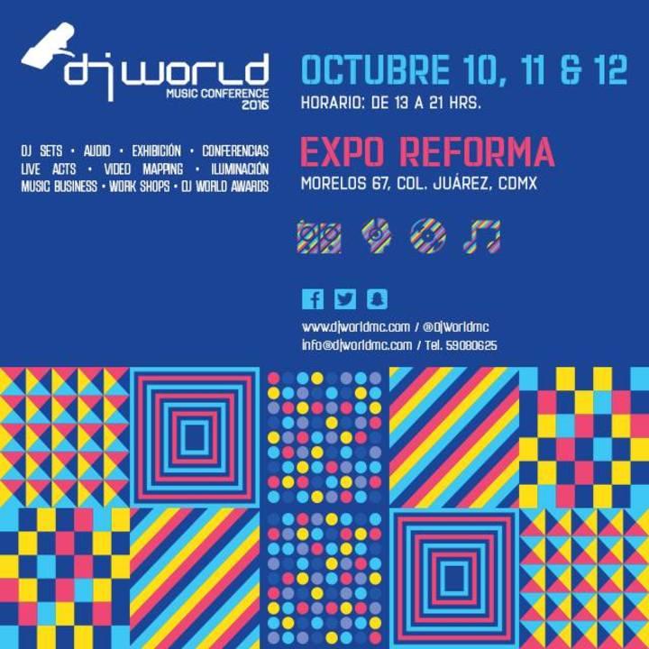 Dj World Music Conference Tour Dates
