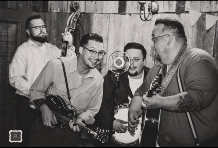 The Po' Ramblin' Boys @ Silver Dollar City's Bluegrass & BBQ - Branson, MO