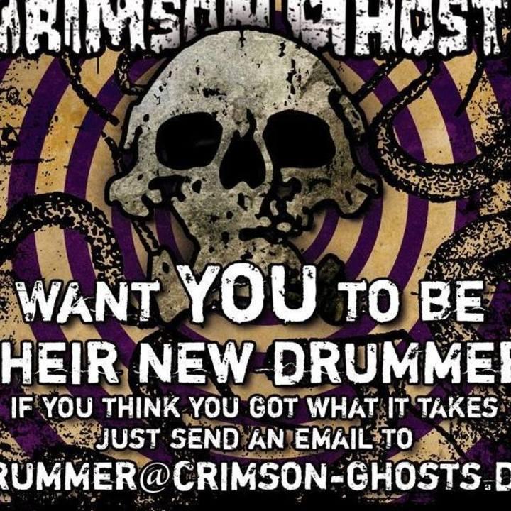 The Crimson Ghosts Tour Dates