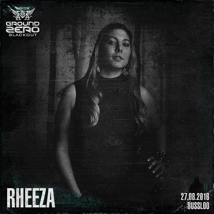Rheeza Tour Dates