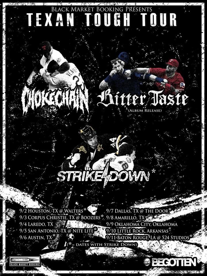 Bitter Taste Tour Dates
