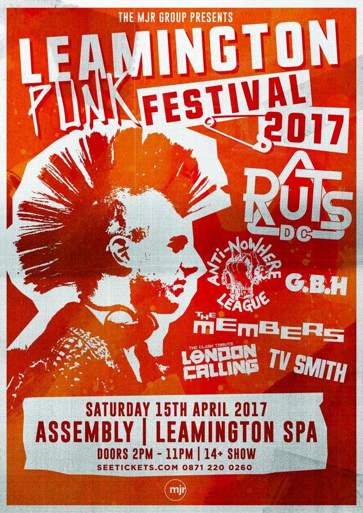 London Calling UK @ The Assembly - Leamington, United Kingdom