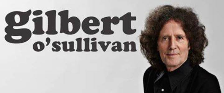 Gilbert O'Sullivan Official @ Bord Gais Energy Theatre - Dublin, Ireland