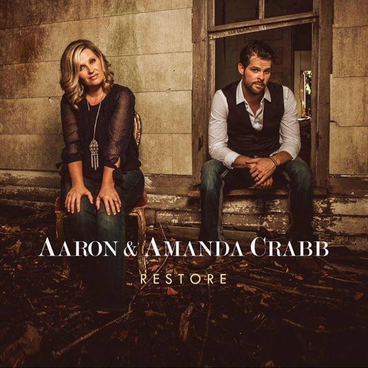 Aaron & Amanda Crabb Tour Dates