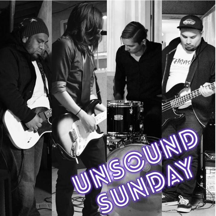 Unsound Sunday @ The Legacy Room - Chino, CA