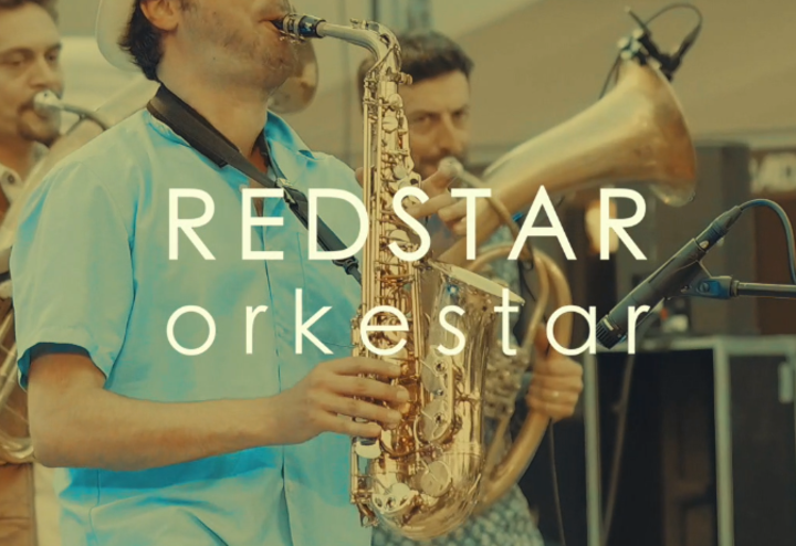 Redstar Orkestar Tour Dates