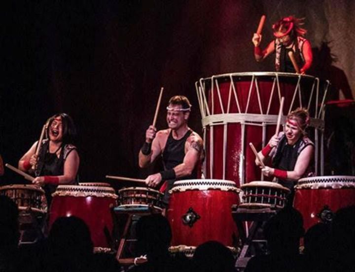 Fushu Daiko @ Amaturo Theater at Broward Center - Ft Lauderdale, FL