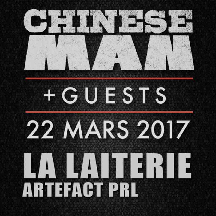 Chinese Man @ LA LAITERIE - Strasbourg, France