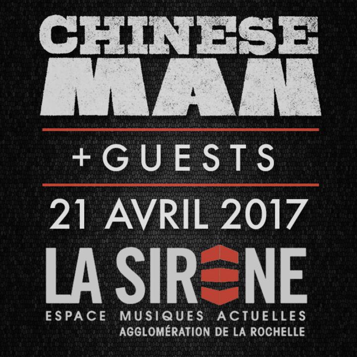 Chinese Man @ La Sirene - La Rochelle, France