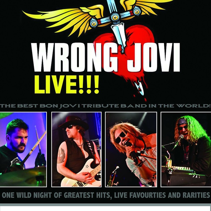 Wrong Jovi @ Corporate Booking - Cheshunt, United Kingdom