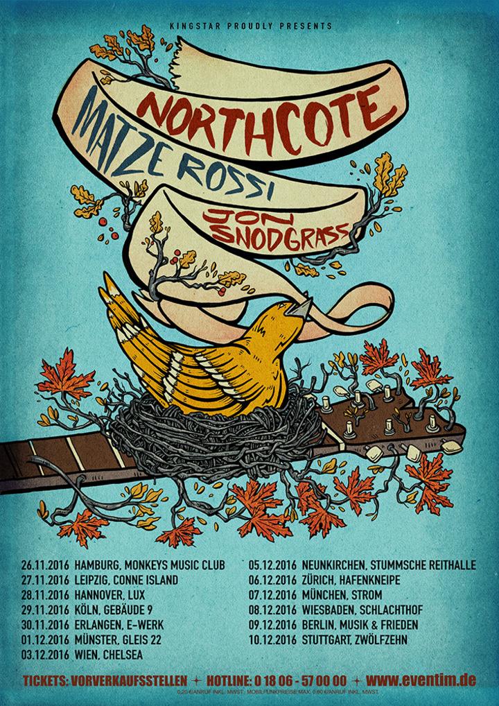 Northcote @ Zwolfzehn - Stuttgart, Germany