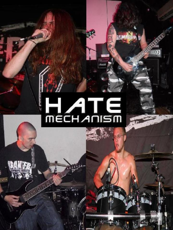 Hate Mechanism Tour Dates