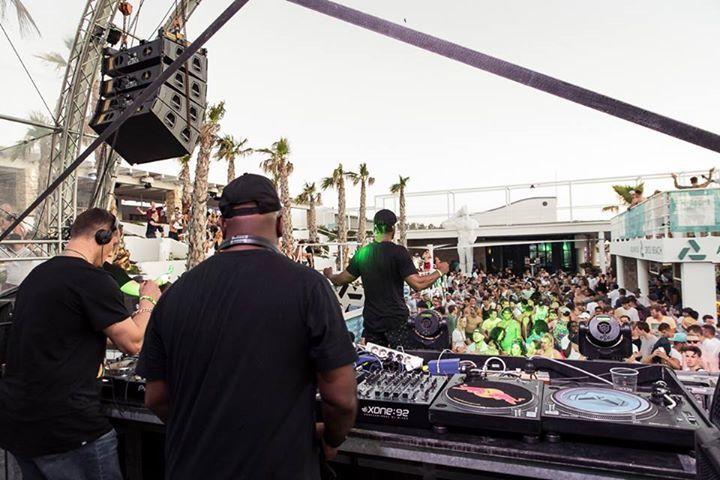 DJ Silver Tour Dates