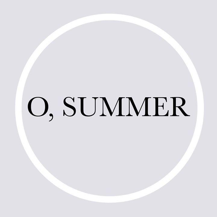 O, Summer Tour Dates