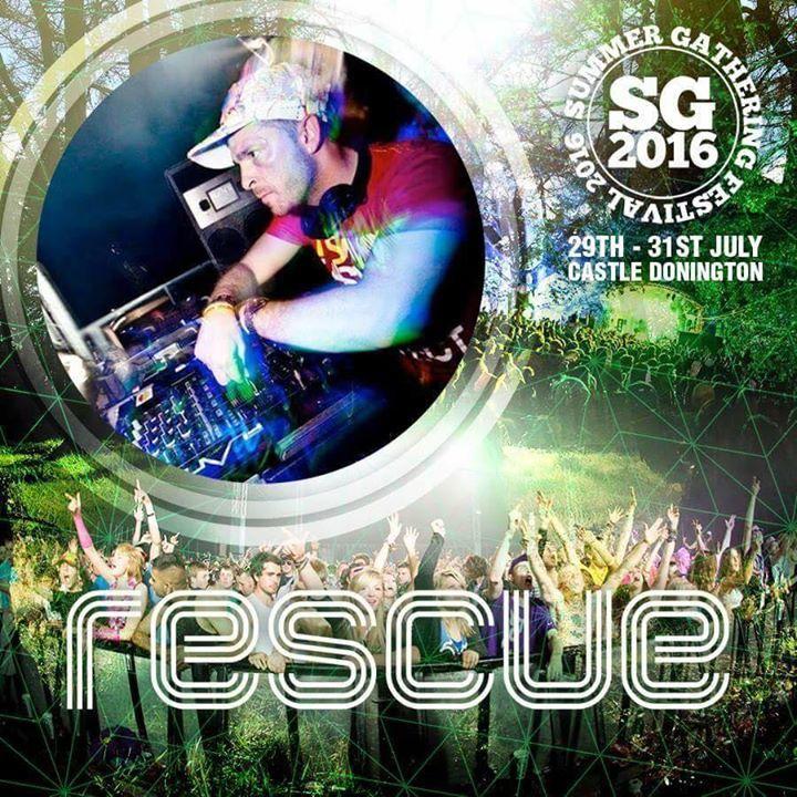 Rescue Tour Dates