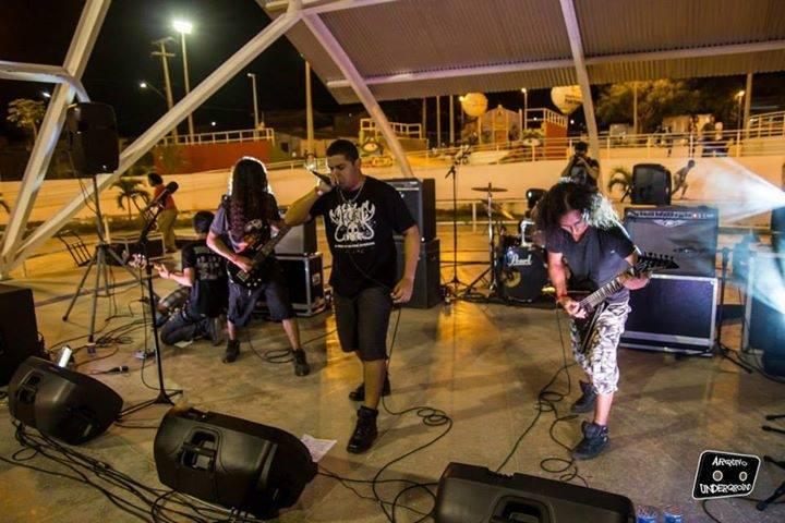 Violência Sonora Tour Dates