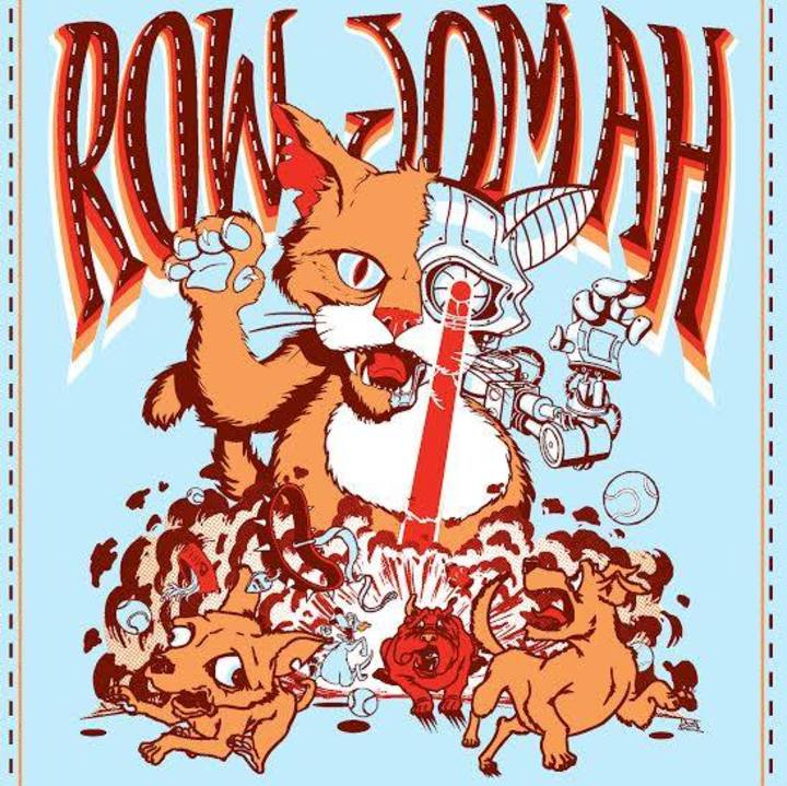 Row Jomah @ Ringside Cafe - St Petersburg, FL