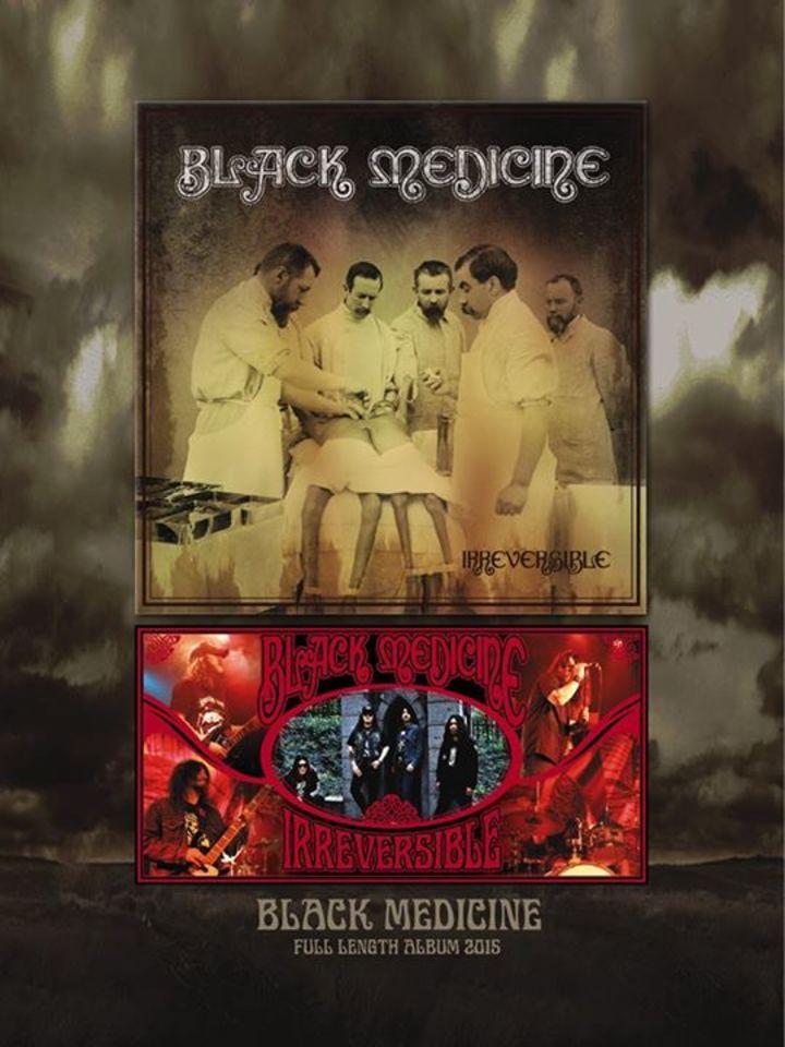 Black Medicine - Official Tour Dates