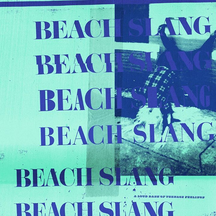 Beach Slang @ Scala - London, United Kingdom