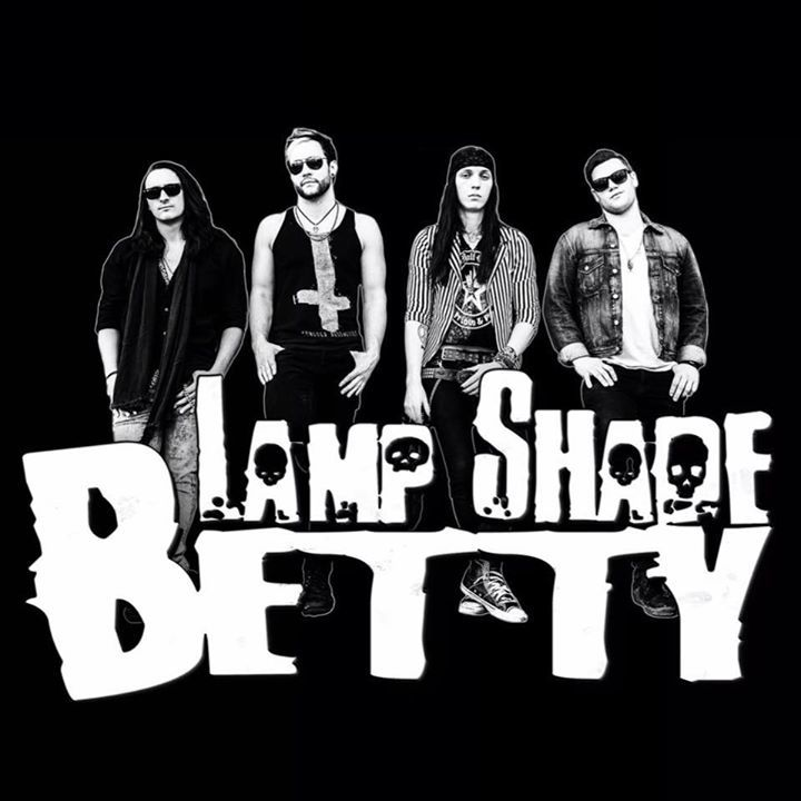 Lamp Shade Betty Tour Dates