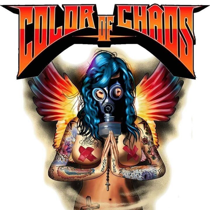Color of Chaos Tour Dates