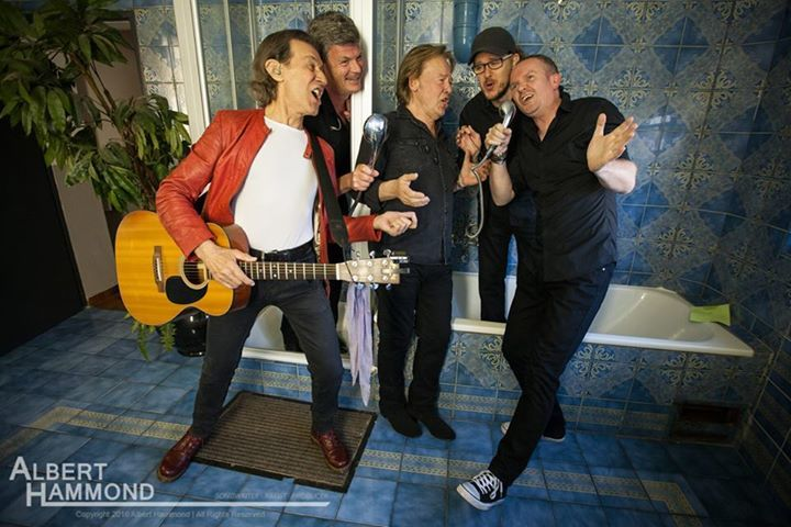 The Albert Hammond Band Tour Dates