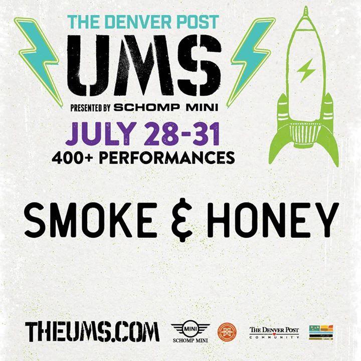 Smoke & Honey Tour Dates