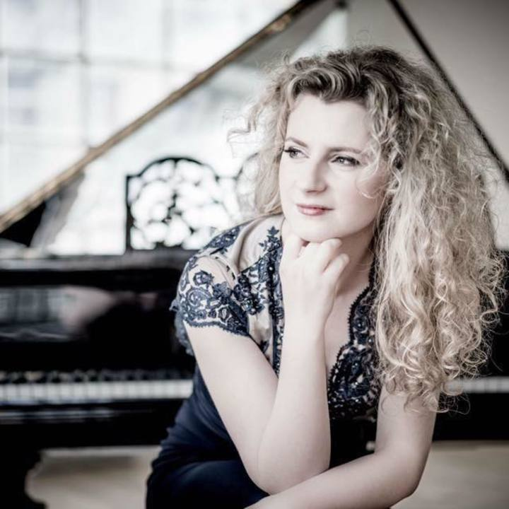 Alexandra Silocea - Pianist Tour Dates
