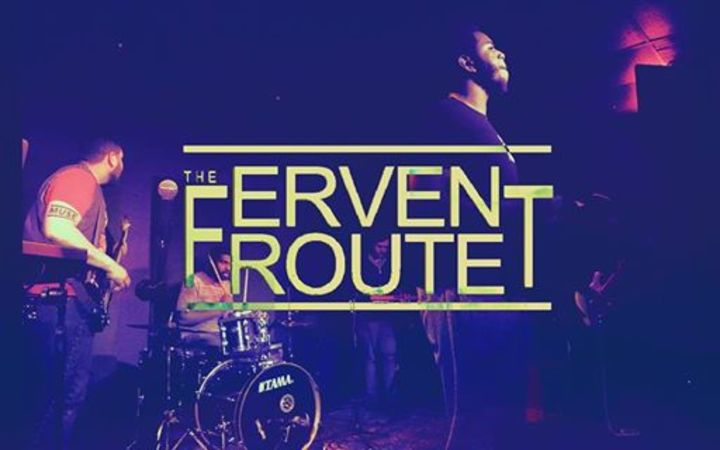The Fervent Route Tour Dates