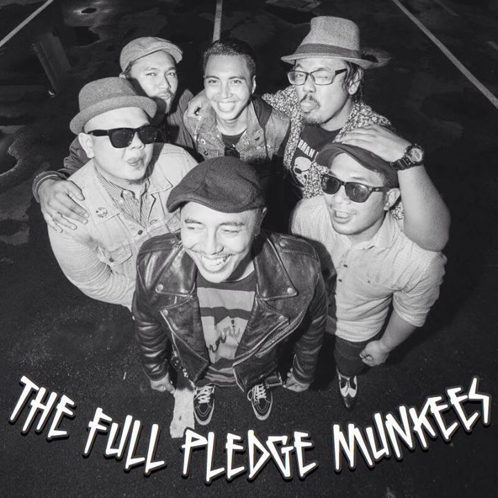The Full Pledge Munkees Tour Dates