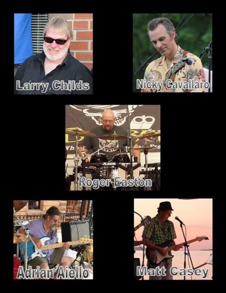 Larry Childs & Night Train Tour Dates