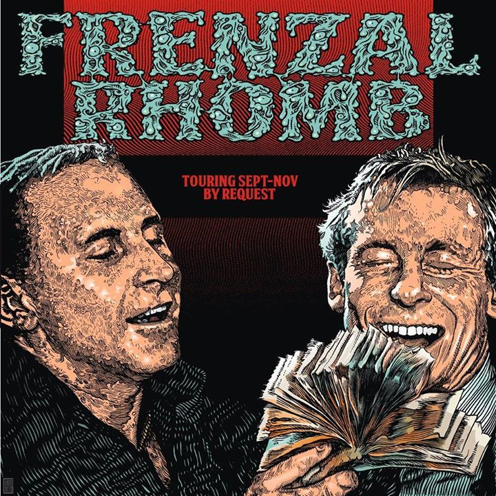 Frenzal Rhomb Tour Dates