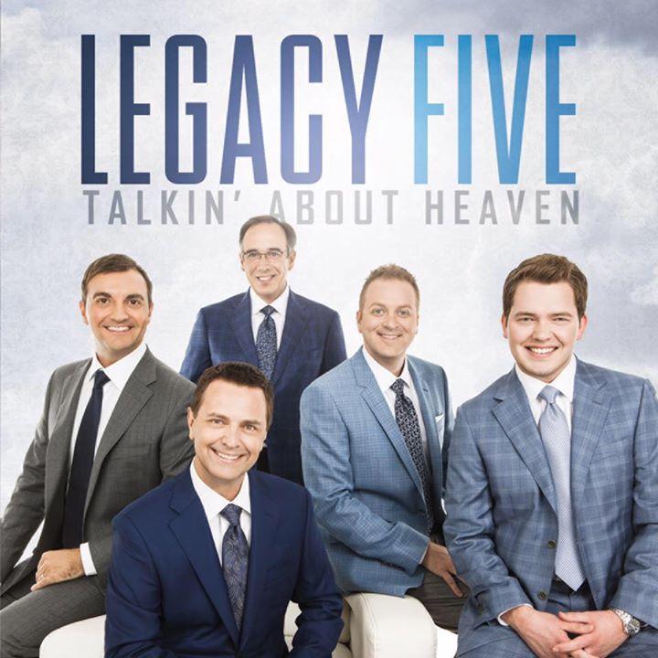 Legacy Five Tour Dates