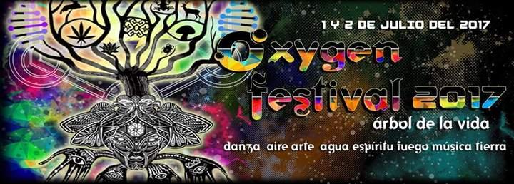 "akasha @ OXYGEN FESTIVAL ""Árbol De La Vida"" - Mexico City, Mexico"