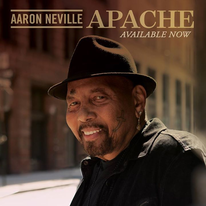 Aaron Neville @ Luther Burbank Center - Santa Rosa, CA