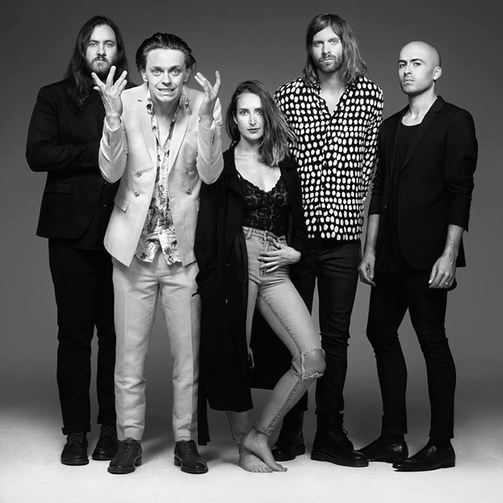 JULY TALK @ O2 Academy  - Newcastle Upon Tyne, United Kingdom