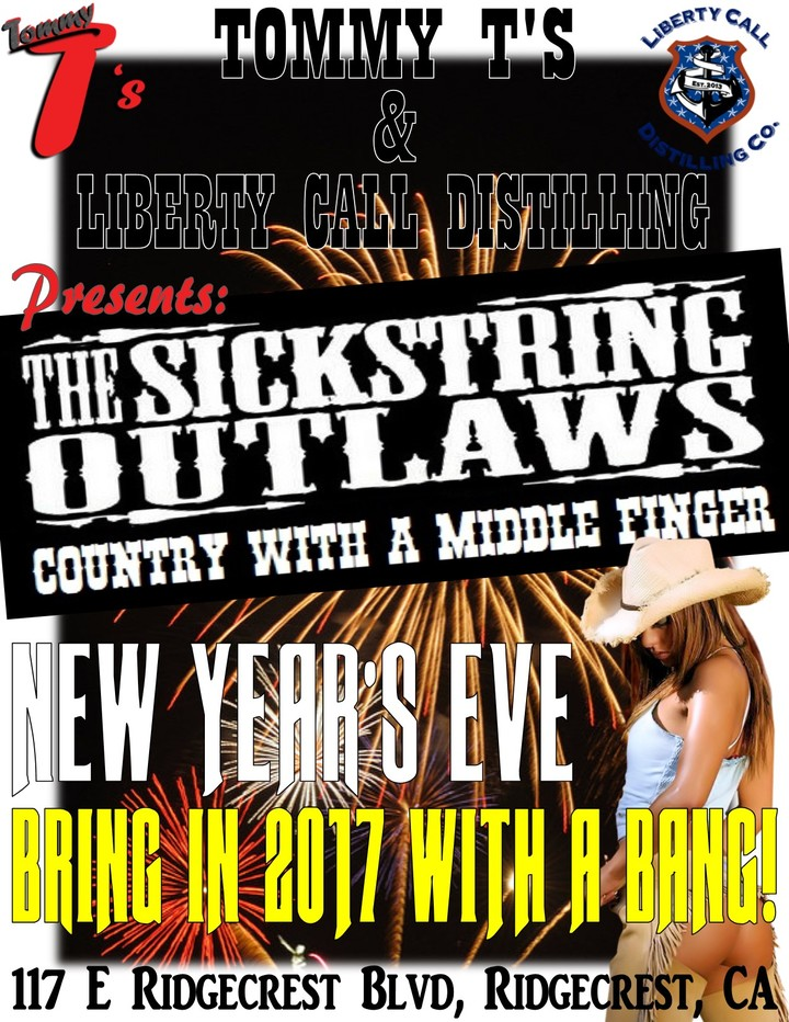 The Sickstring Outlaws @ Tommy T's - Ridgecrest, CA