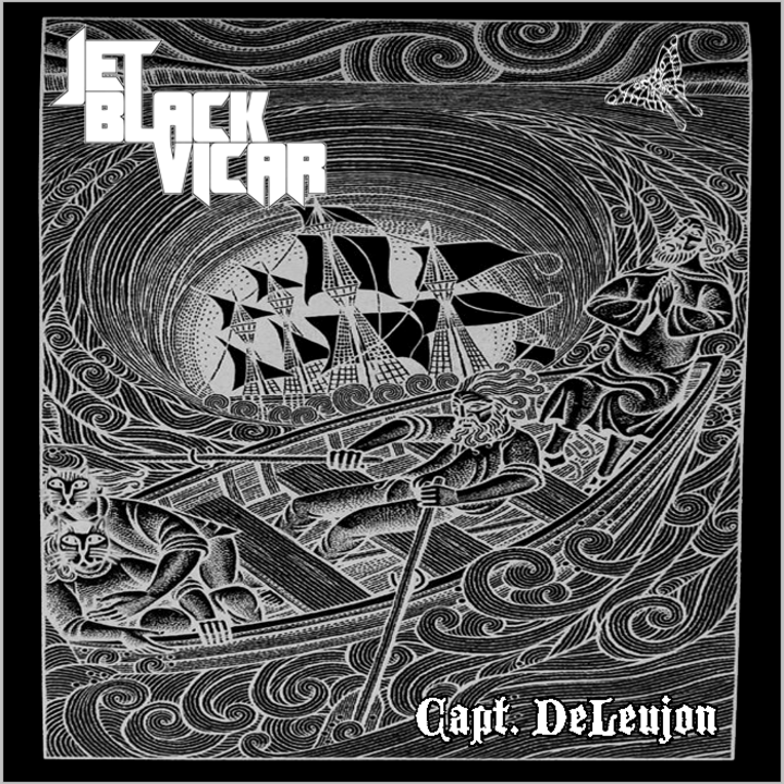 Jet Black Vicar Tour Dates