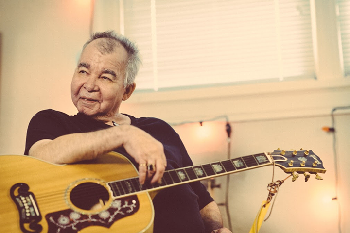 John Prine @ London Palladium - London, United Kingdom