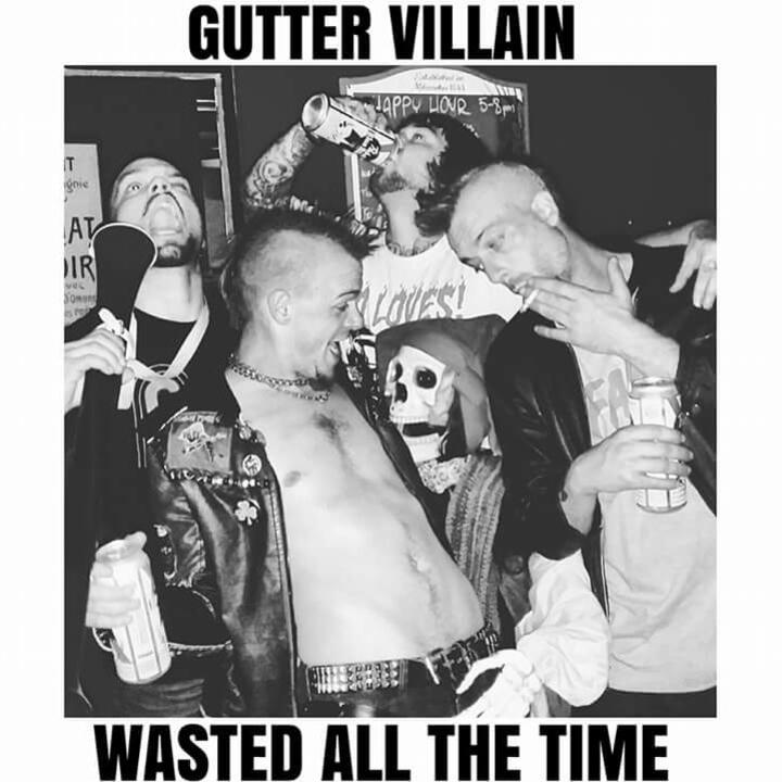 Gutter Villain Tour Dates