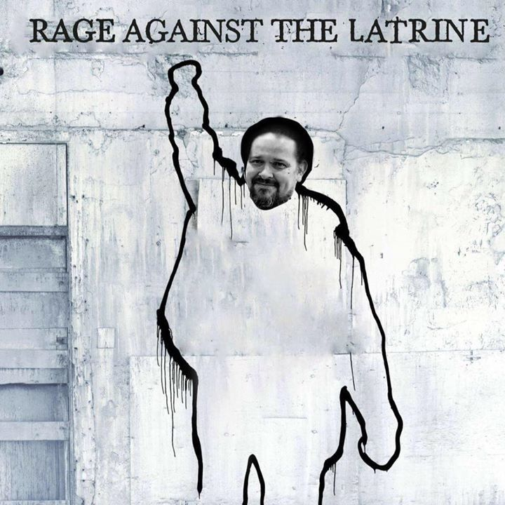 Rage Against The Latrine Tour Dates