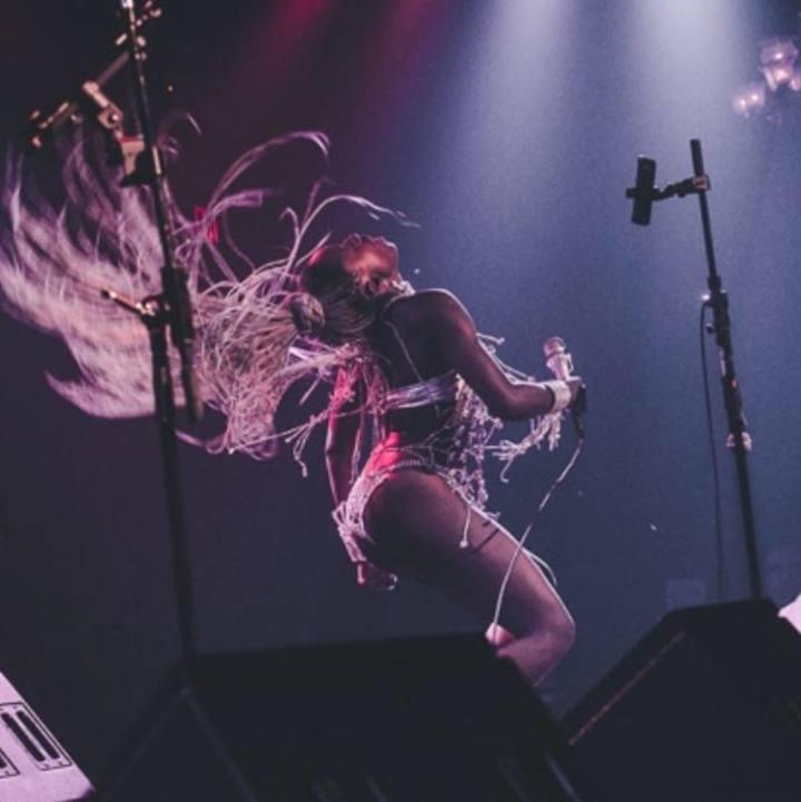 YahZarah Ms. Purple St. James Tour Dates