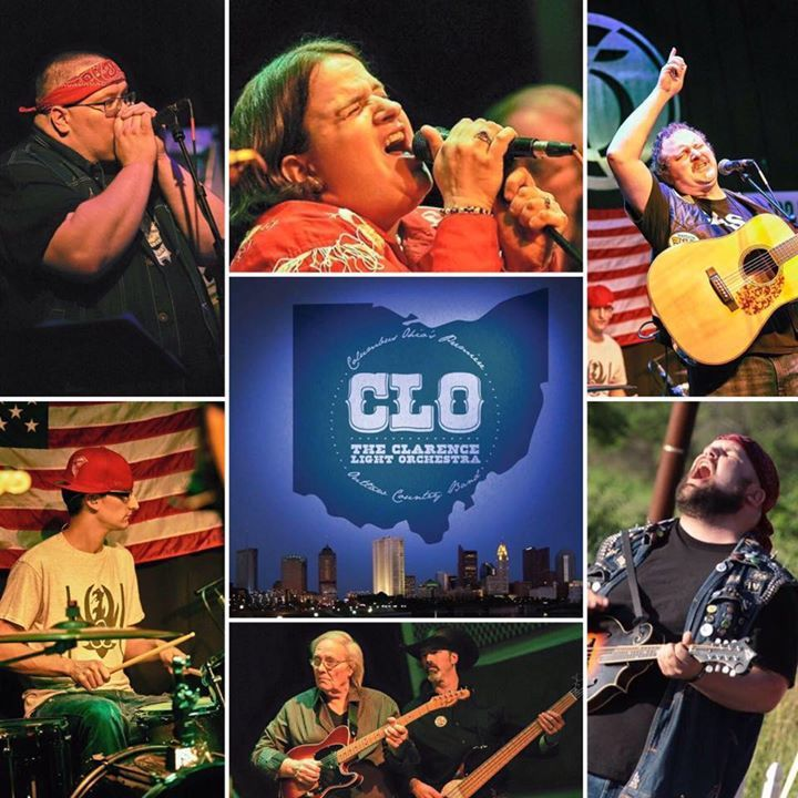 The Clarence Light Orchestra (C.L.O.) Tour Dates